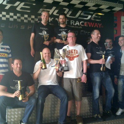 Kemsley LLP Win Endurance Karting Event