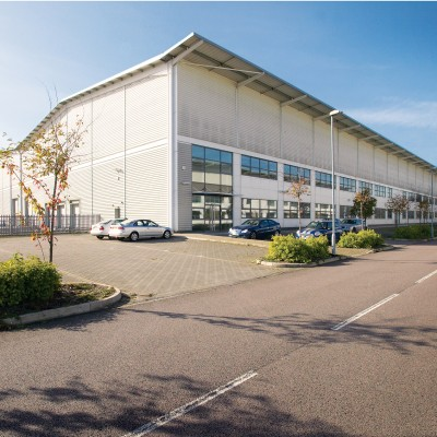 56,000 sq ft Warehouse Letting, Queen Elizabeth Distribution Park, West Thurrock, Essex