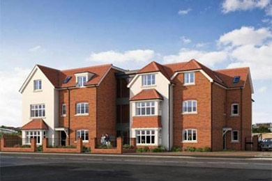 Challis Court, Romford, Essex A development of 9 Luxury Apartments
