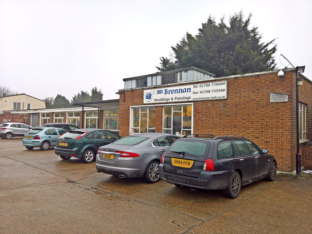 Completed the sale of Units 9-11 Brooke Trading Estate in Romford